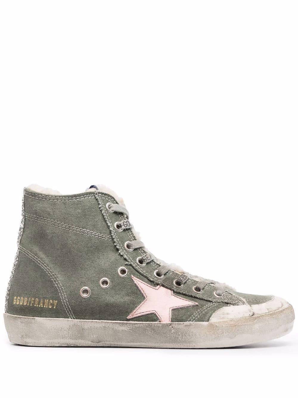 Picture of Golden Goose Deluxe Brand   Francy Penstar Sneakers