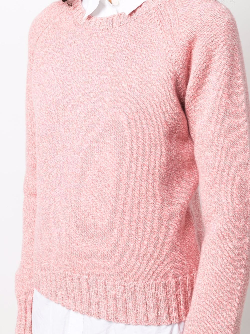Picture of A.P.C. | Crew-Neck Wool Jumper