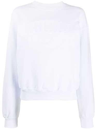 Picture of Chiara Ferragni | Tonal Logo Crewneck Sweatshirt