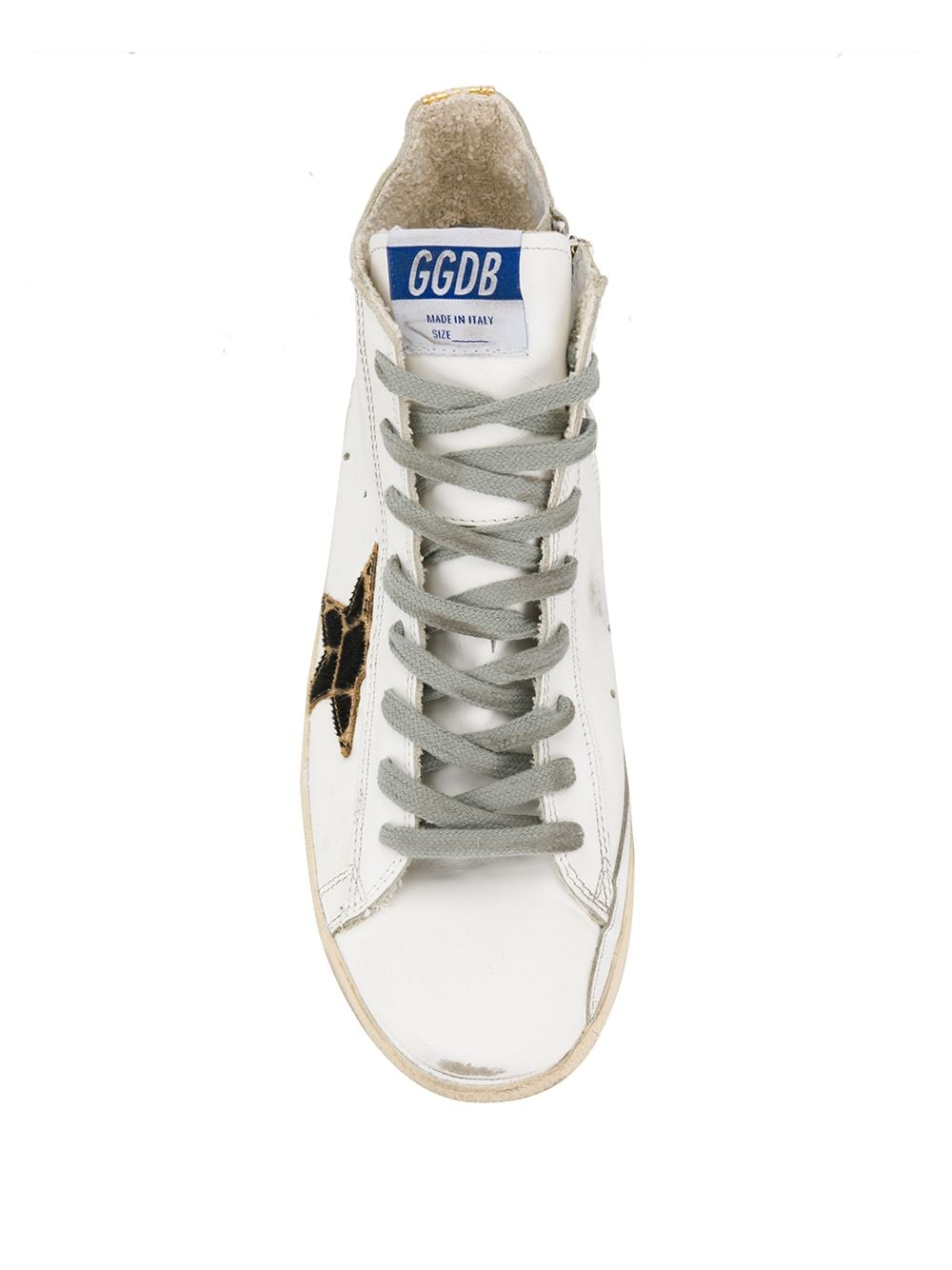 Picture of Golden Goose Deluxe Brand | Francy Sneakers