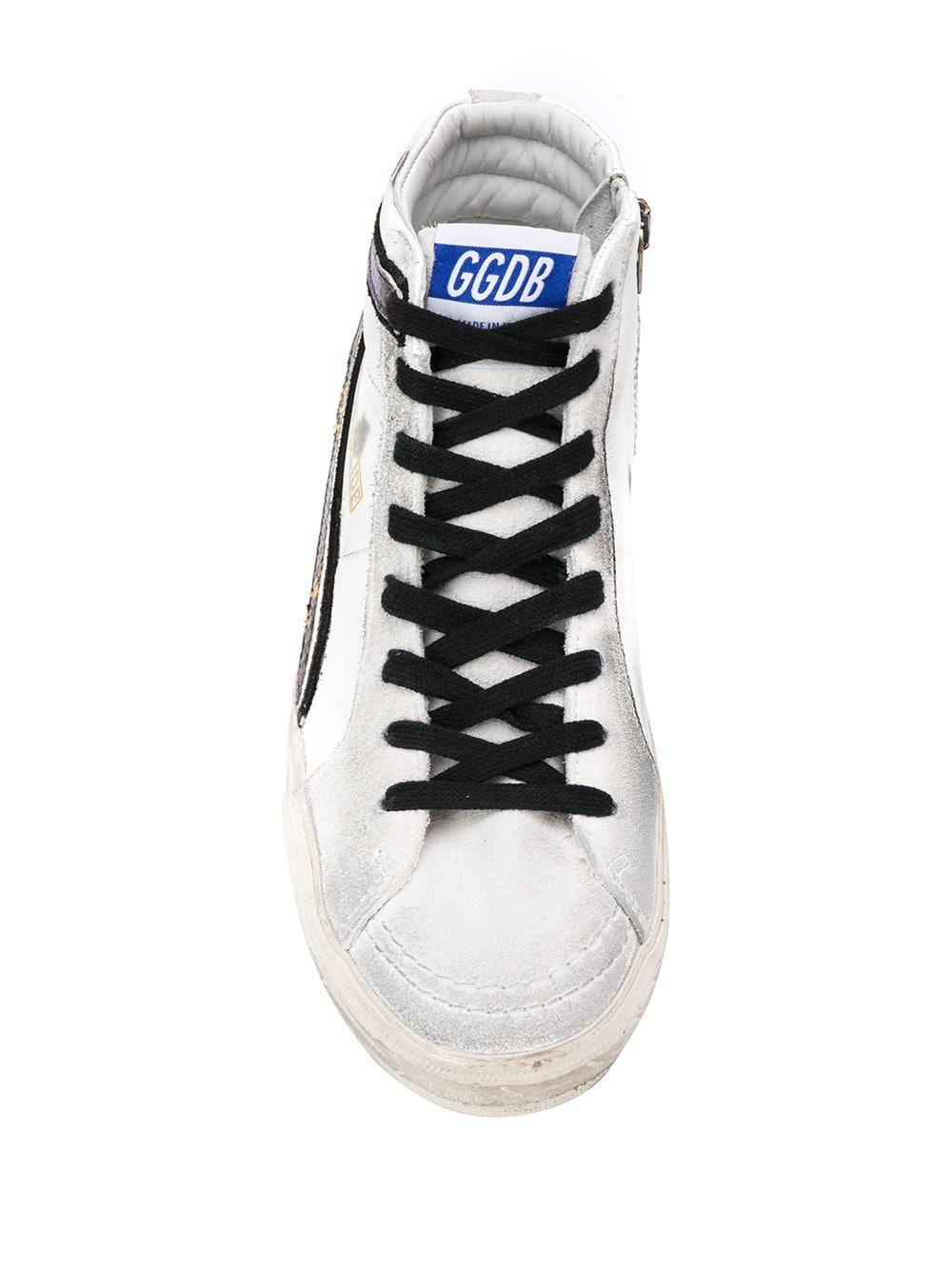 Picture of Golden Goose Deluxe Brand | Slide Sneakers