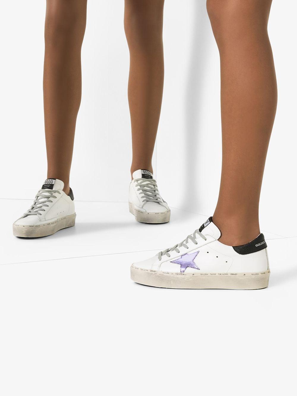 Picture of Golden Goose Deluxe Brand | Hi Star Sneakers