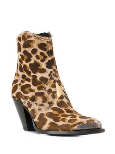 Picture of Golden Goose Deluxe Brand | Nora Ankle Boots