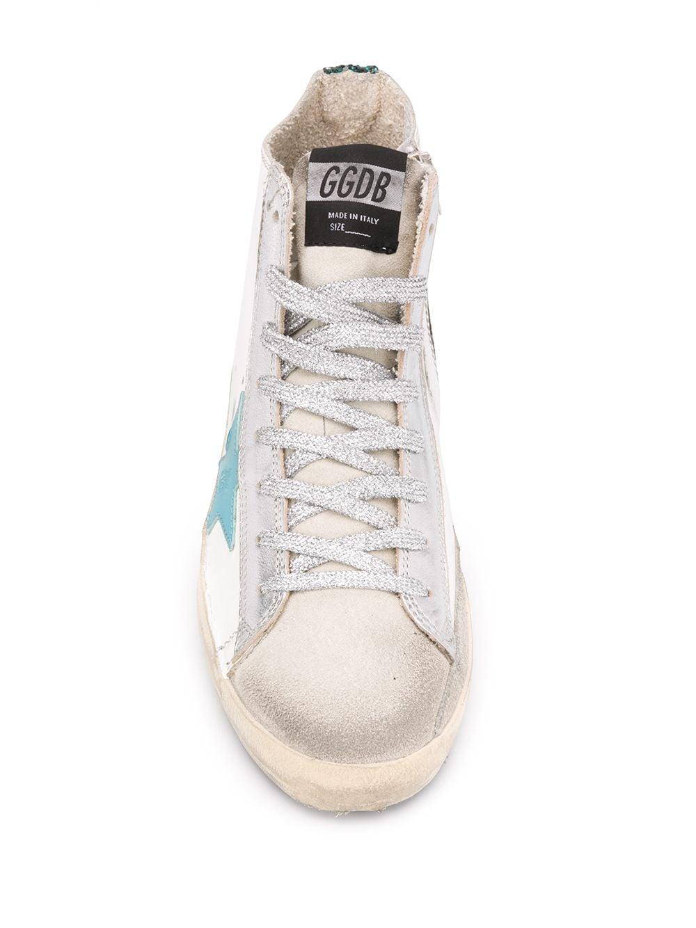 Picture of Golden Goose Deluxe Brand | Francy Sneakers