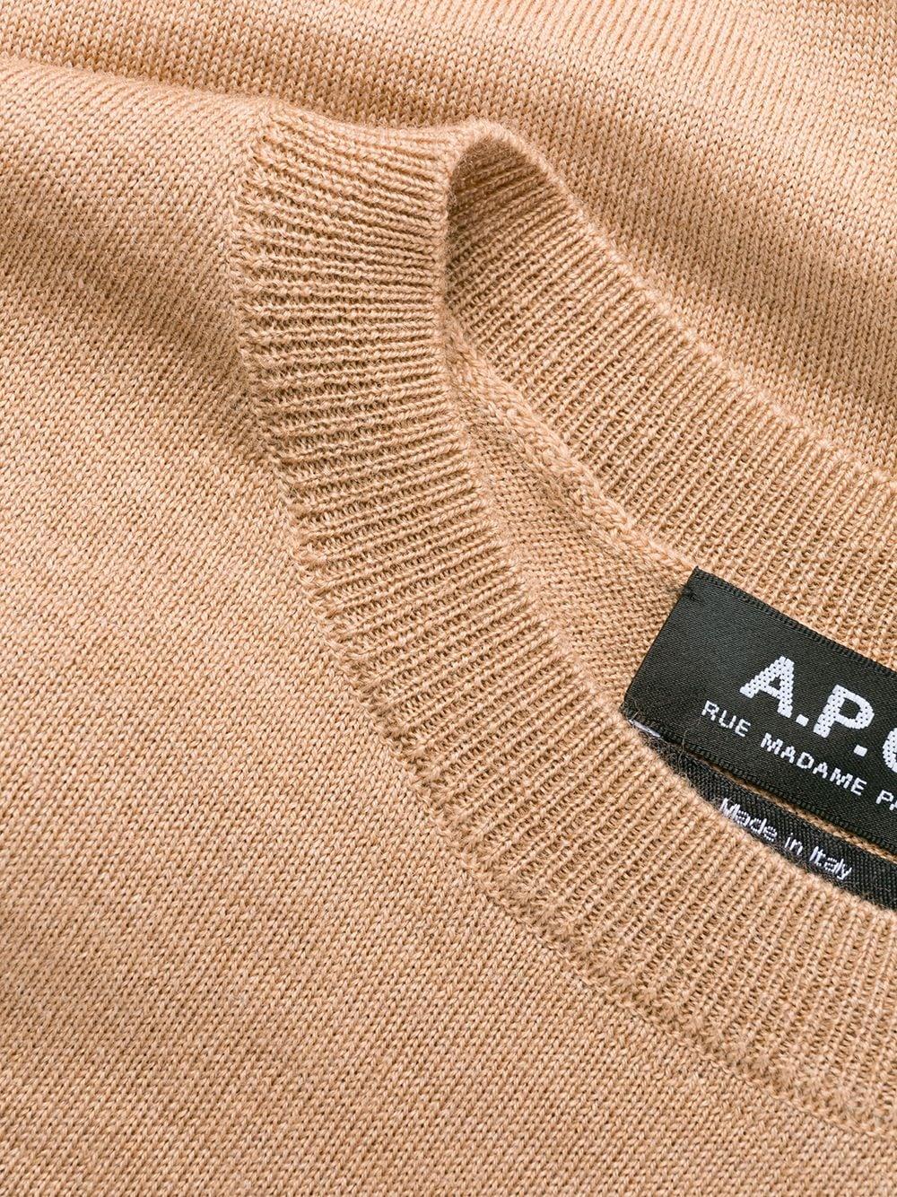 Picture of A.P.C. | Fine Knit Jumper