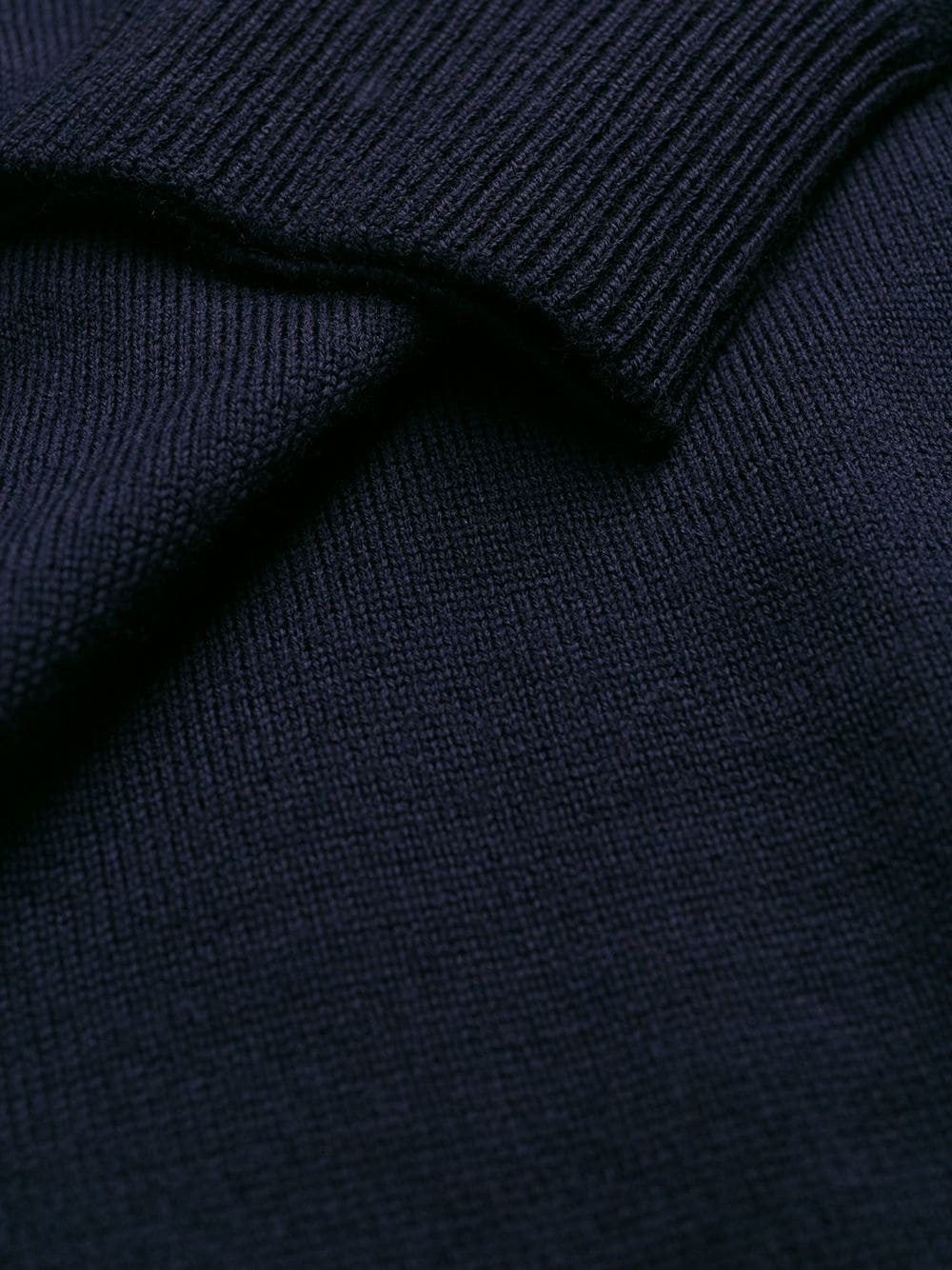 Picture of A.P.C.   Roll Neck Fine Knit Jumper