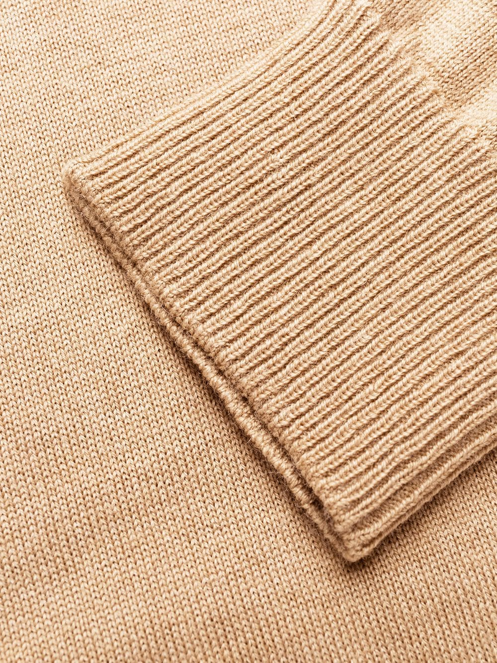Picture of A.P.C. | Roll Neck Fine Knit Jumper