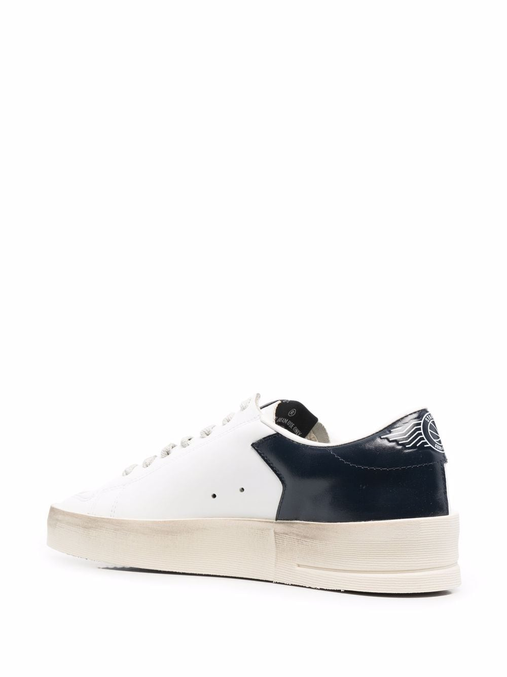 Picture of Golden Goose Deluxe Brand | Stardan Lace-Up Trainers