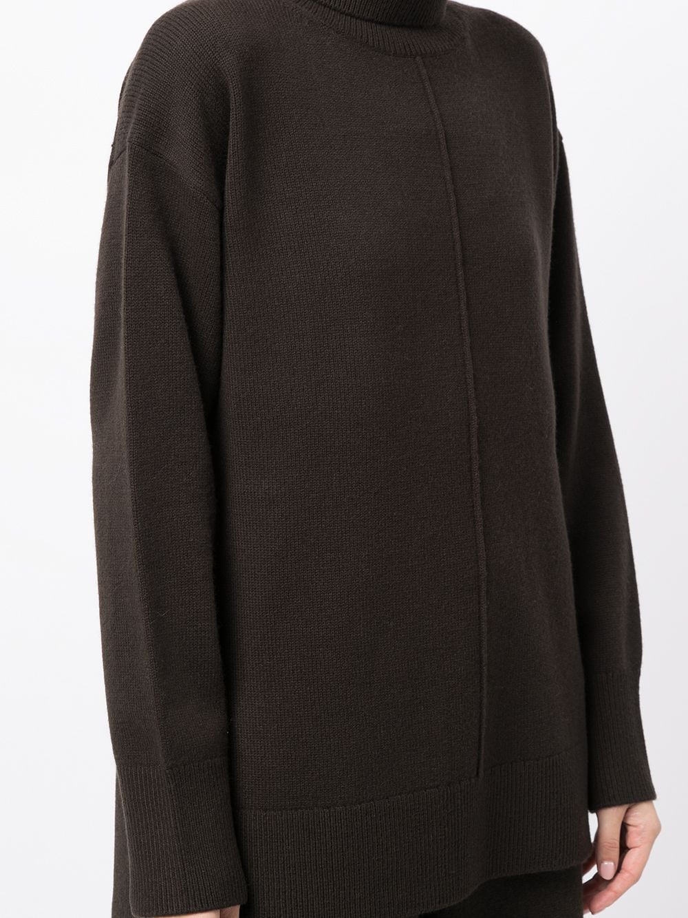 Picture of Joseph | Long-Sleeve Roll-Neck Jumper