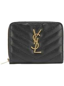 Picture of Saint Laurent | Small Monogram Wallet