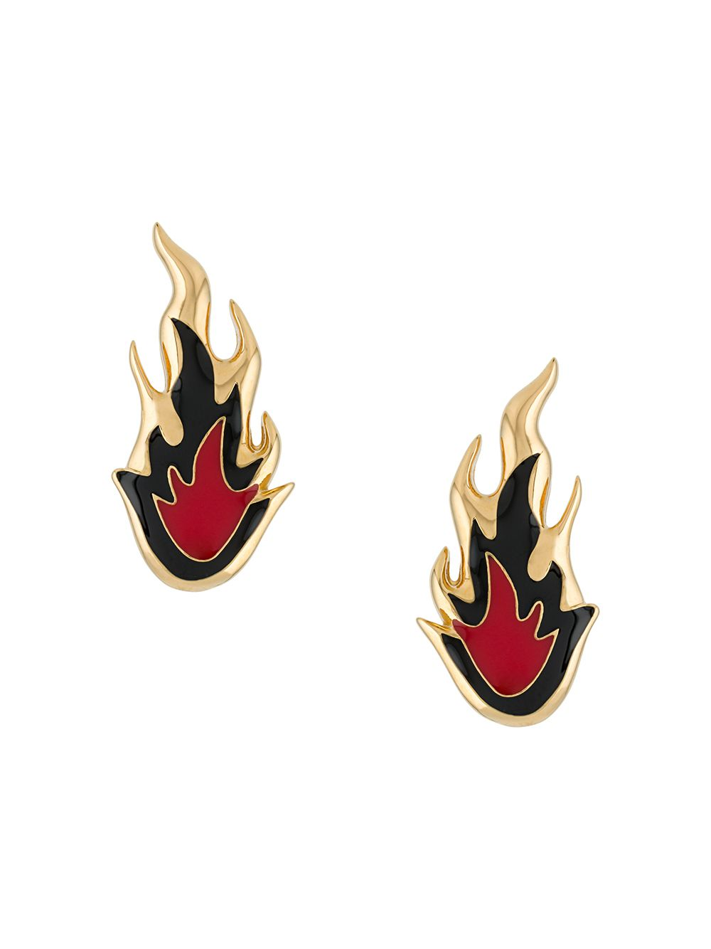 Picture of Ambush | Flame Stud Earrings