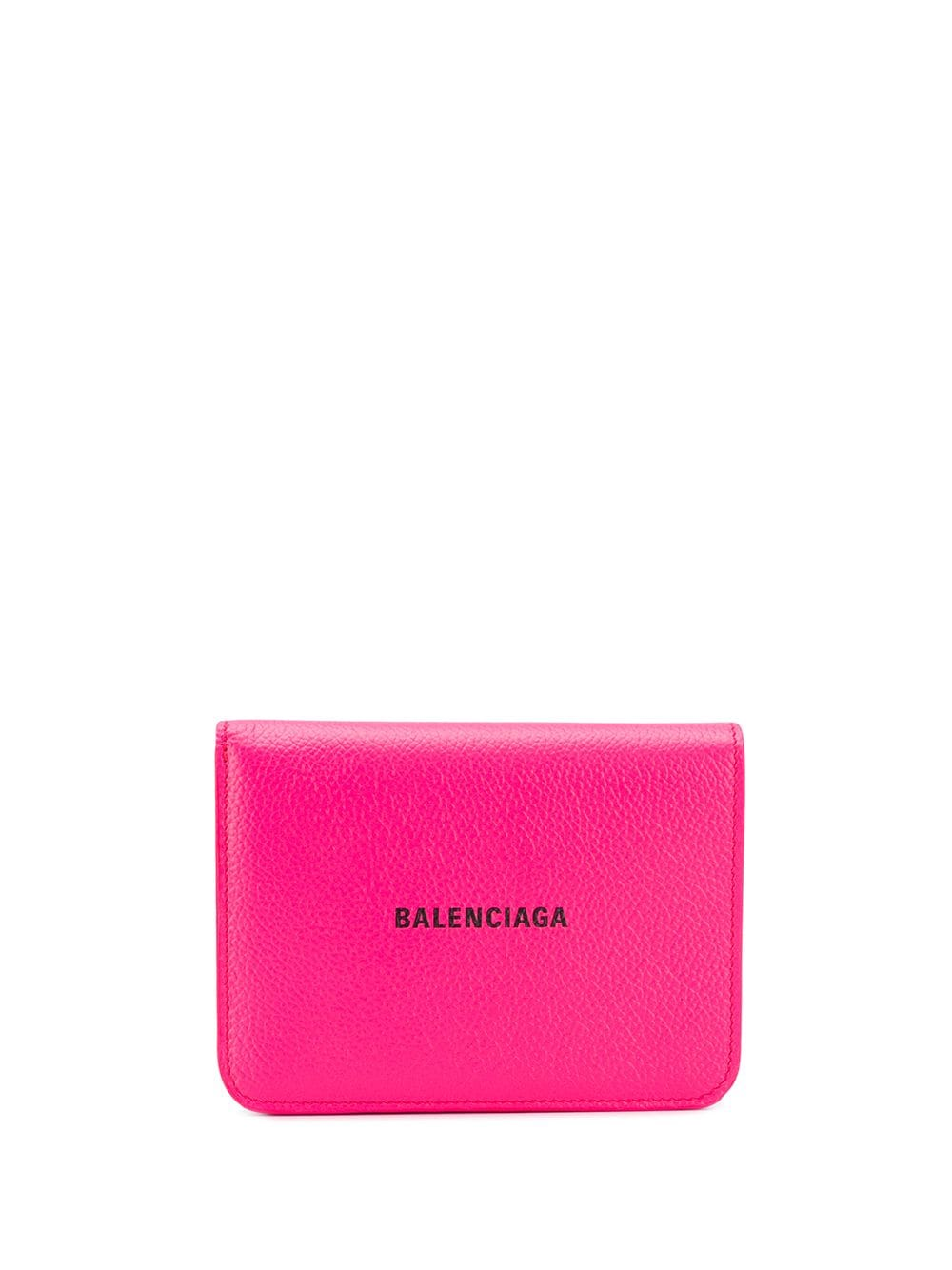Picture of Balenciaga | Printed Logo Wallet