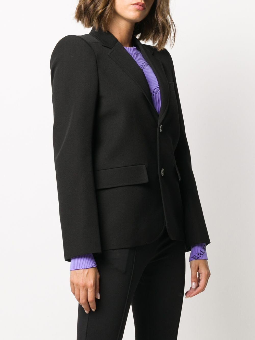 Picture of Balenciaga | Curved Shoulder Jackets