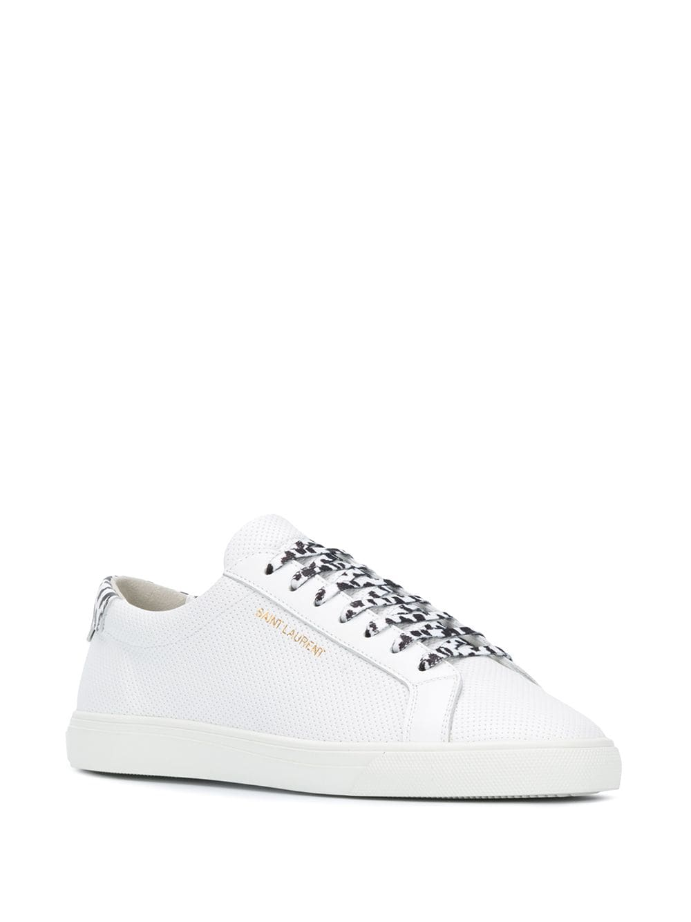 Picture of Saint Laurent | Andy Low-Top Sneakers