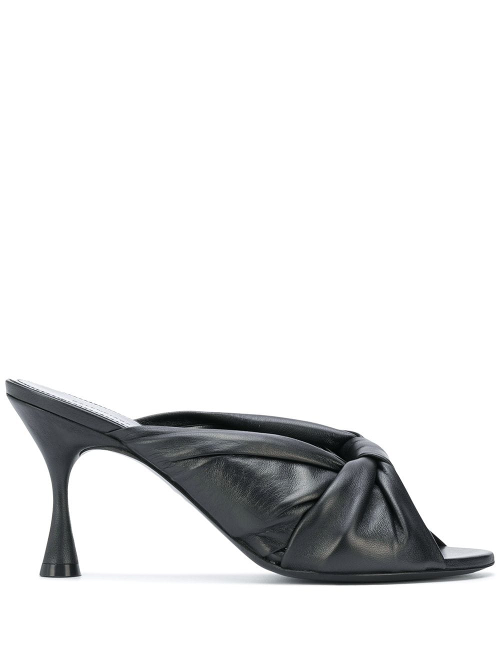 Picture of Balenciaga | Drapy 80Mm Sandals