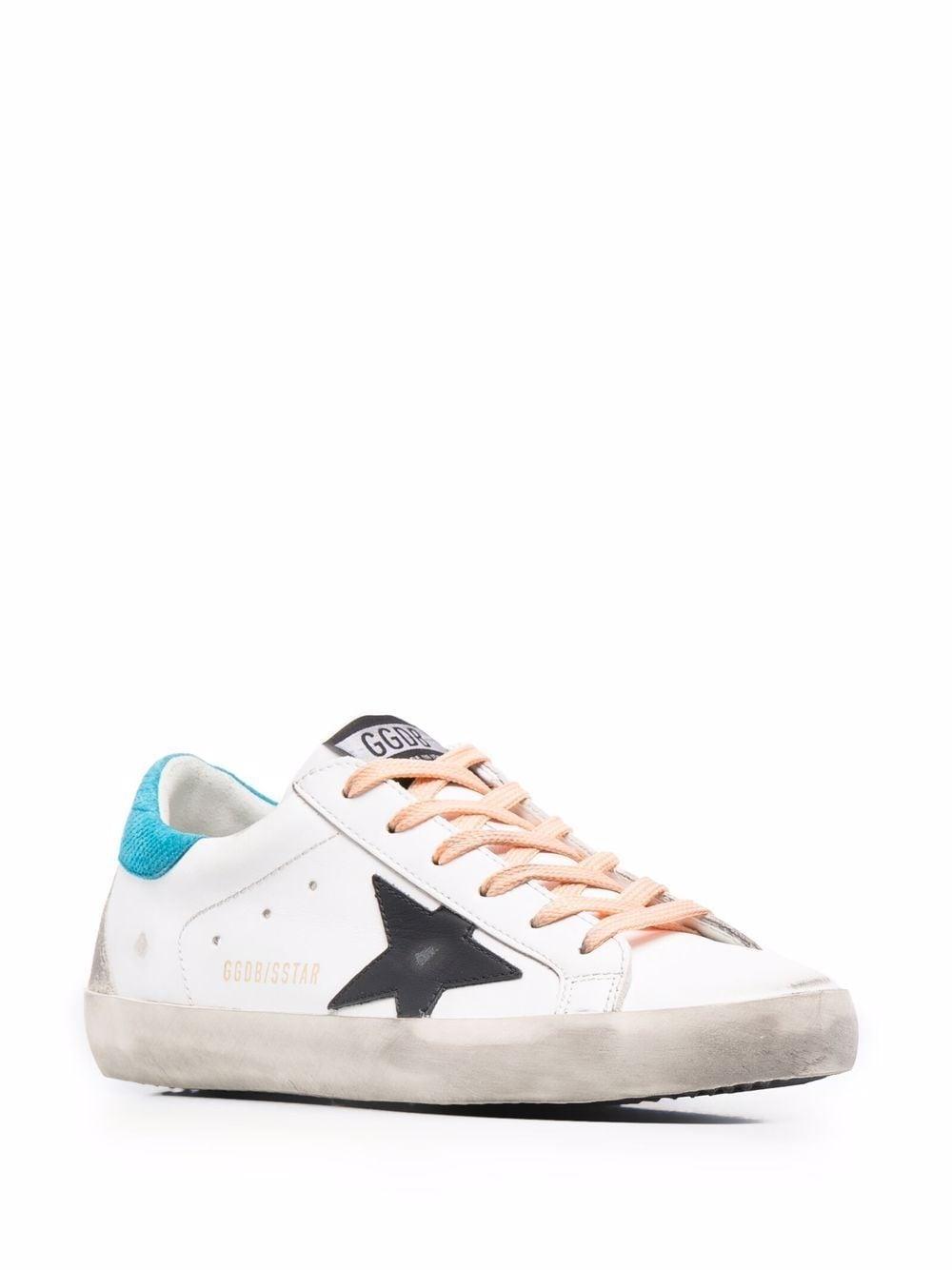Picture of Golden Goose Deluxe Brand | Superstar Low-Top Sneakers