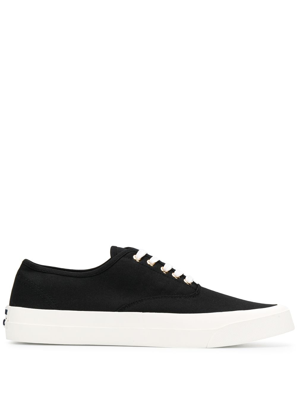 Picture of Maison Kitsune` | Low-Top Canvas Sneakers