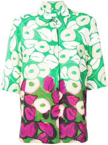 Picture of Dries Van Noten | Abstract Print Shirt