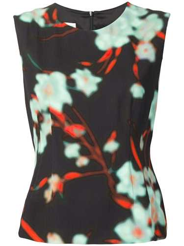 Picture of Dries Van Noten | Floral Print Top