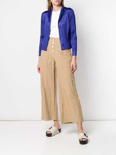 Picture of Issey Miyake Pleats Please | Fitted Jacket With Pleats