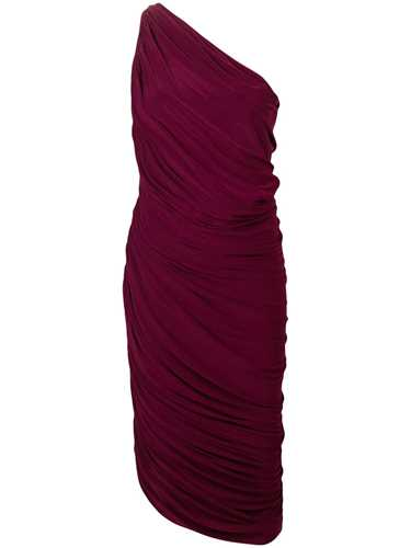 Picture of Norma Kamali   Ruched Tube Cocktail Dress