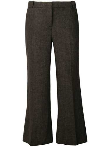 Picture of Kiltie | Super Flare Cropped Trousers