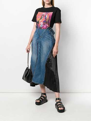 Picture of Junya Watanabe | A-Line Denim Skirt