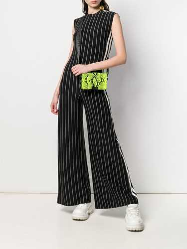 Picture of Norma Kamali   Striped Jumpsuit