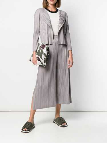 Picture of Issey Miyake Pleats Please | Pleated Cardigan
