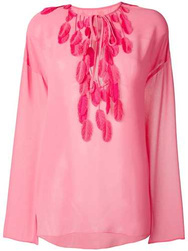 Picture of Giamba   Feather Detail Top