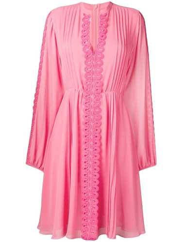 Picture of Giamba   Embroidered Detail Dress