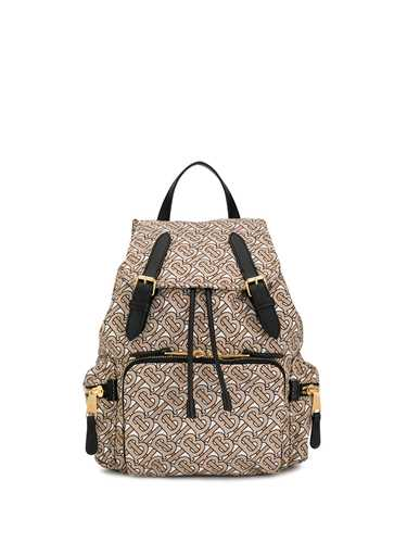Picture of Burberry | The Medium Rucksack In Monogram Print