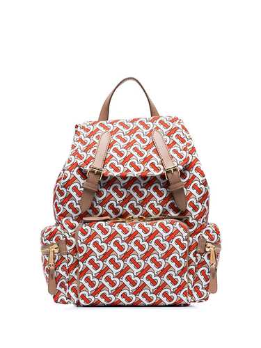 Picture of Burberry | Logo Printed Backpack