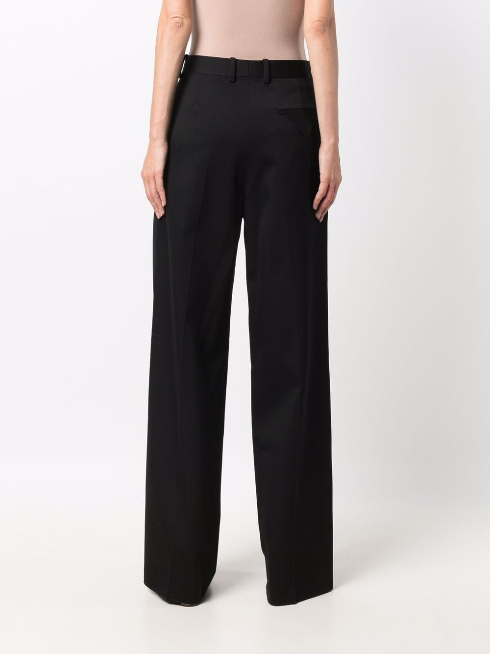 Picture of Bottega Veneta   Wide-Leg Tailored Trousers