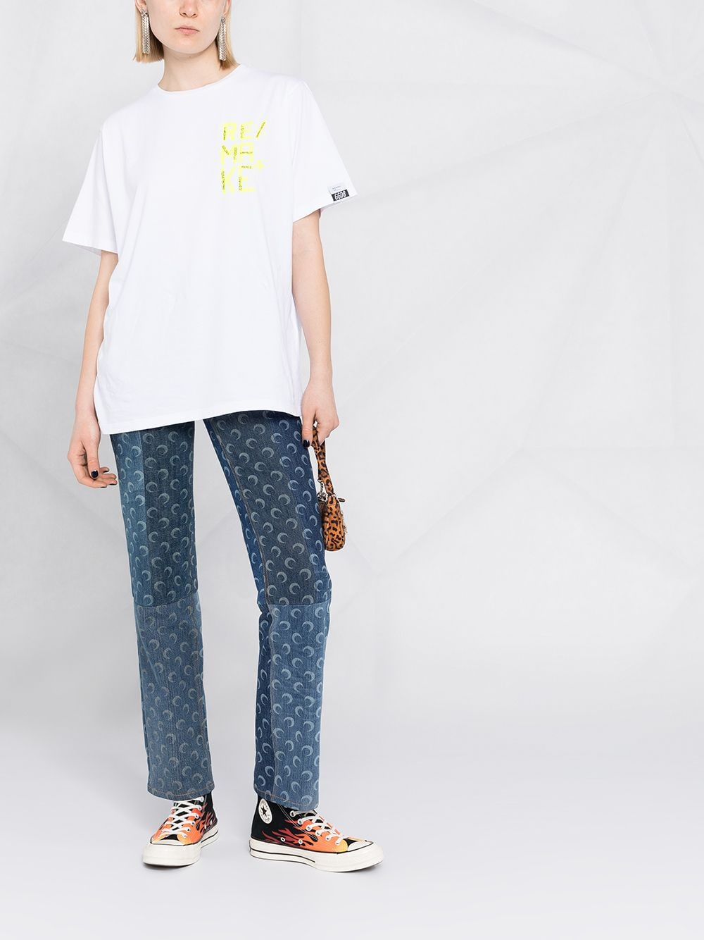 Picture of Golden Goose Deluxe Brand | Aira T-Shirt