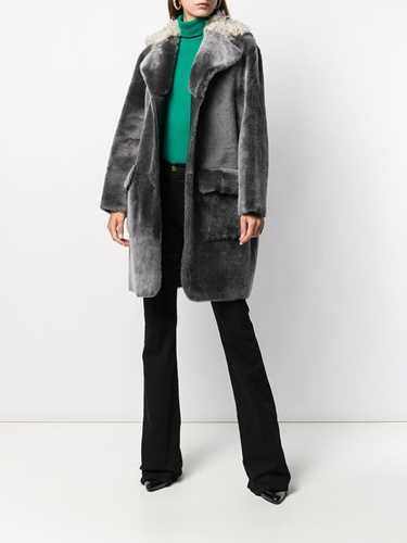Picture of Desa 1972 | Shearling Collar Coat