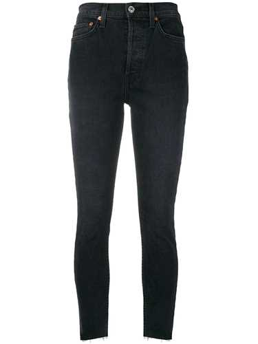 Picture of Re/Done | Cropped Skinny-Fit Jean