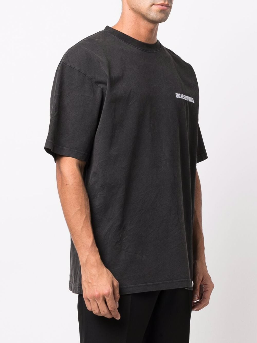 Picture of Balenciaga   Large Fit T-Shirt