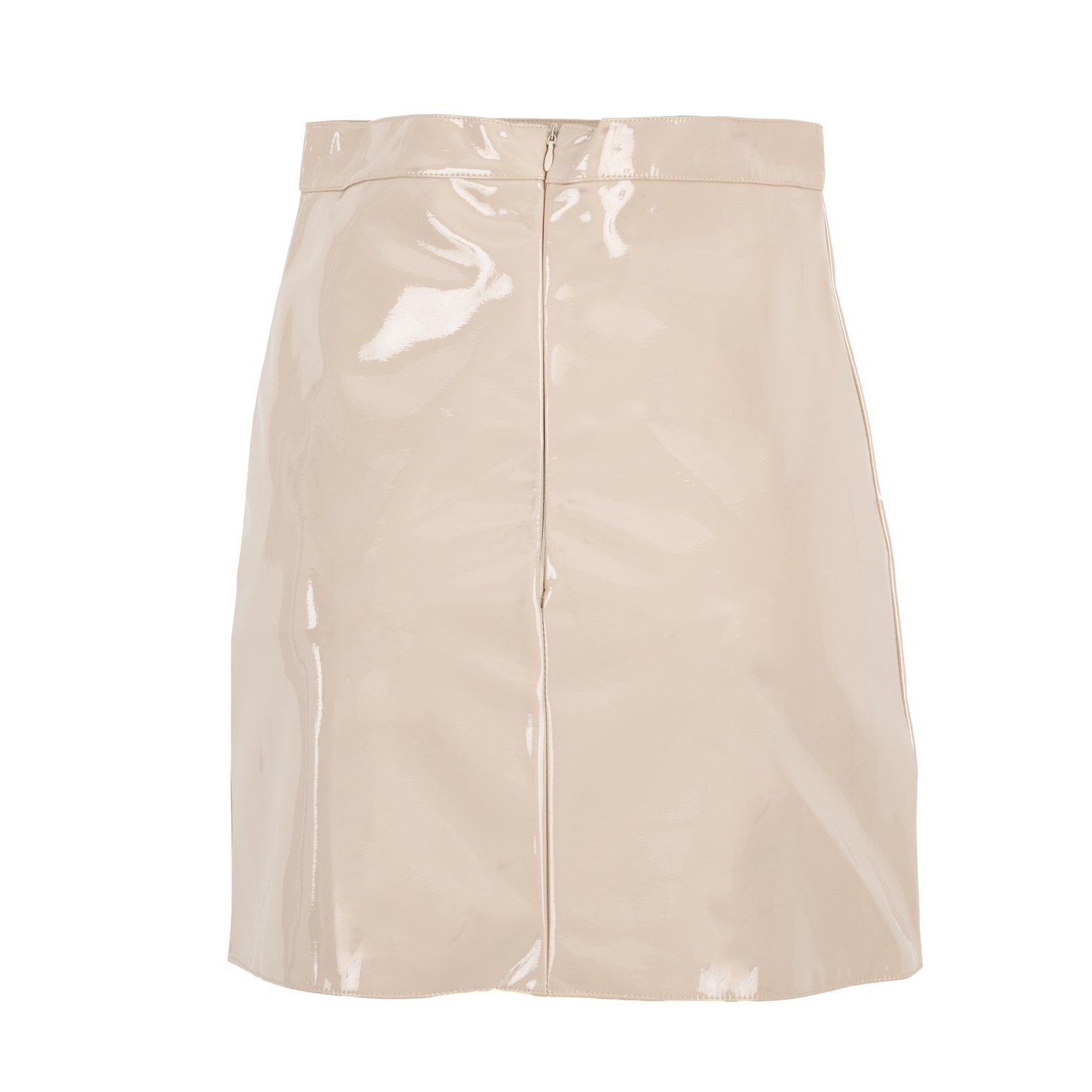 Picture of Tpn | Norah Vynil Skirt