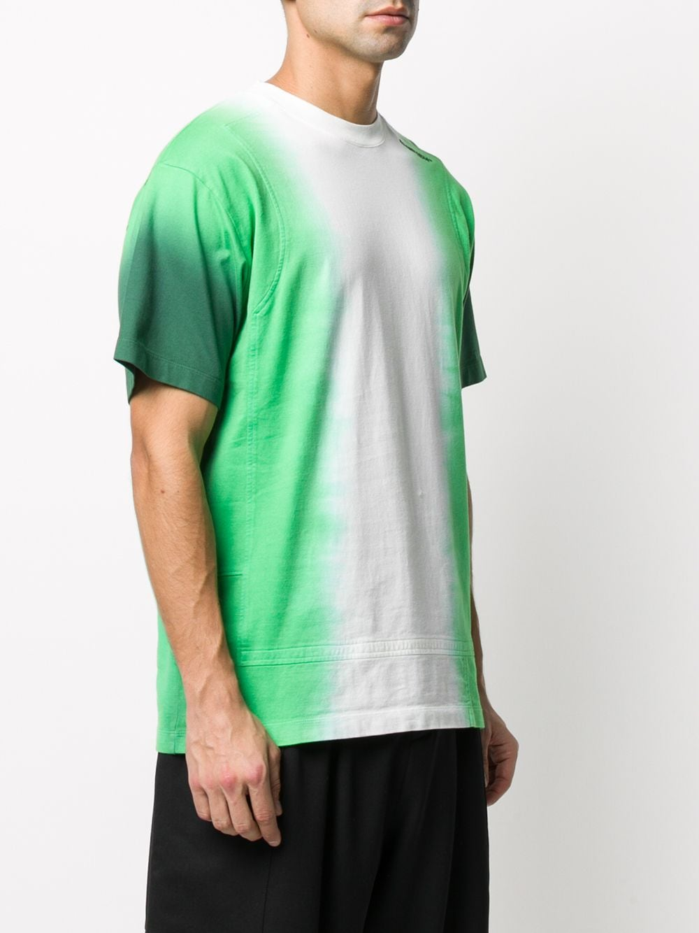 Picture of Ambush   Tie-Dye Crewneck T-Shirt