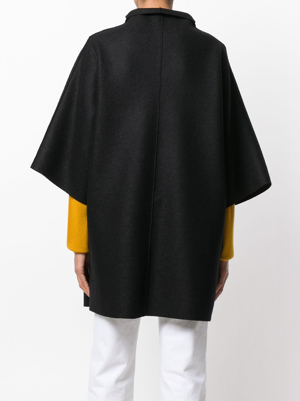 Picture of Harris Wharf London   Structured Coat