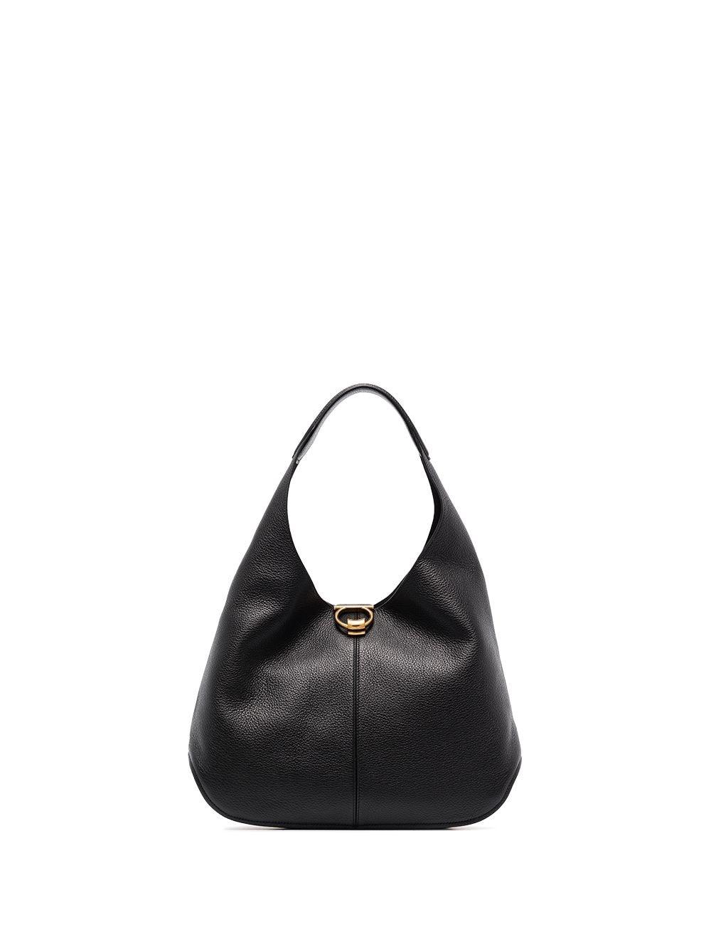 Picture of Ferragamo   Small Gancini Shoulder Bag