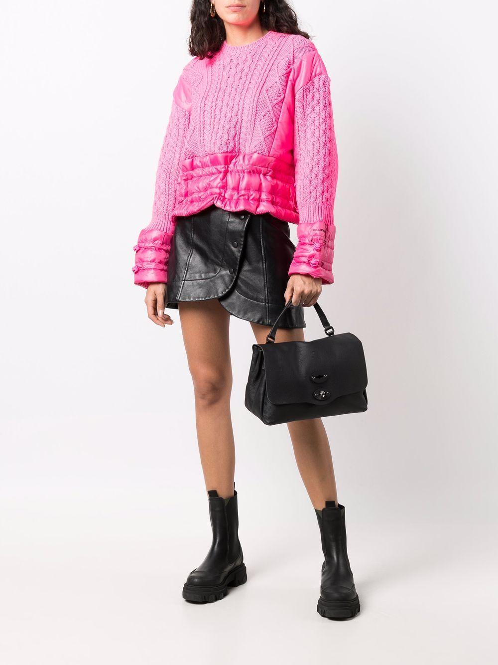Picture of Zanellato | Leather Tote Bag