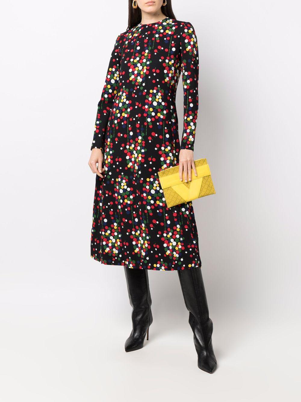 Picture of Saint Laurent   Long Dress