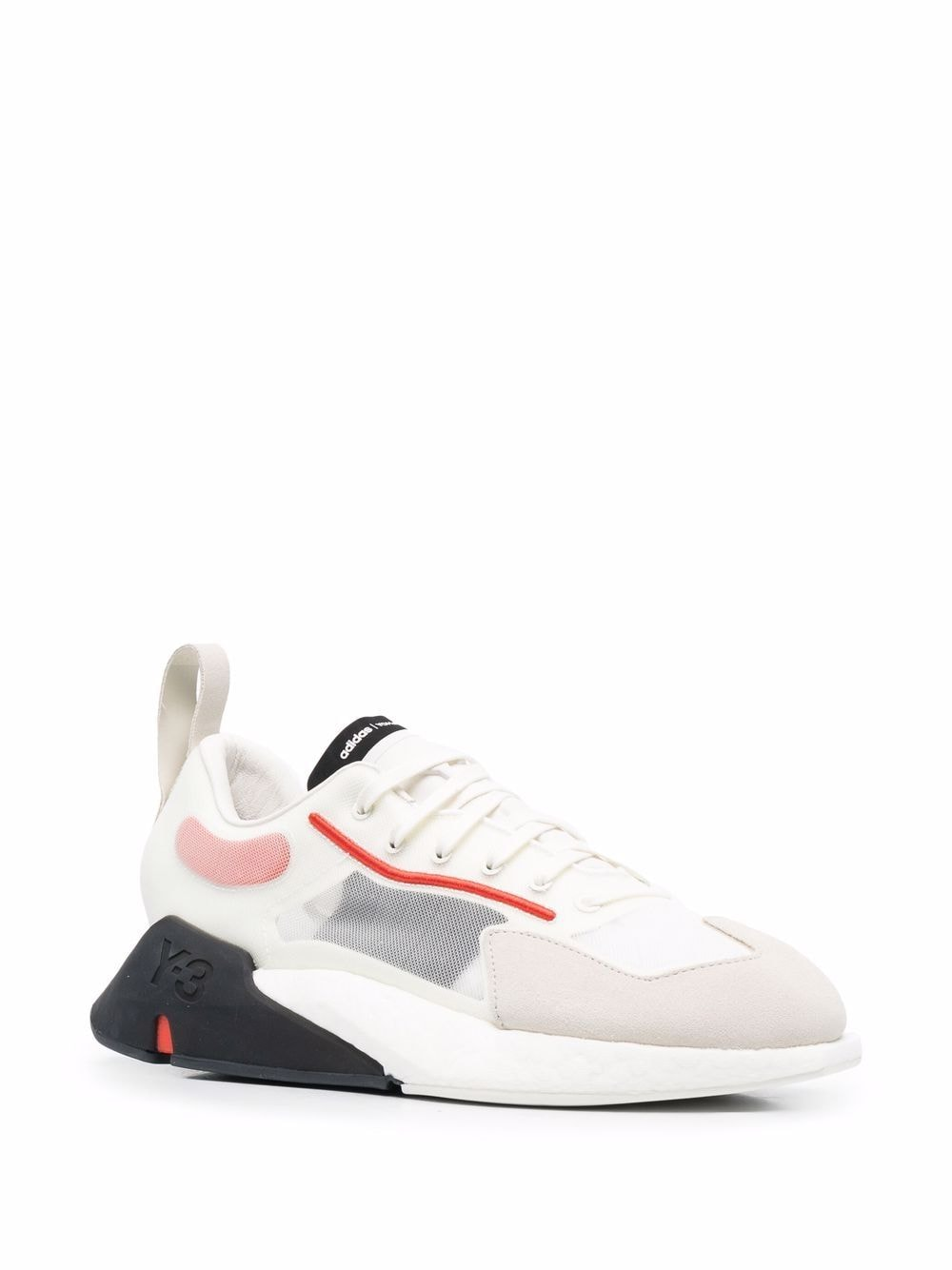 Picture of Adidas Y-3   Panelled Low-Top Sneakers