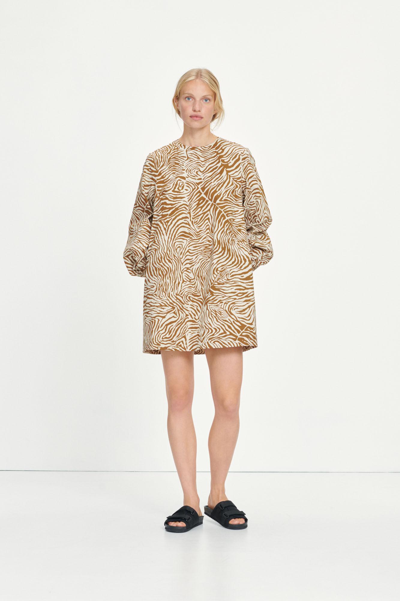 Picture of Samsoe Samsoe | Aram Short Dress