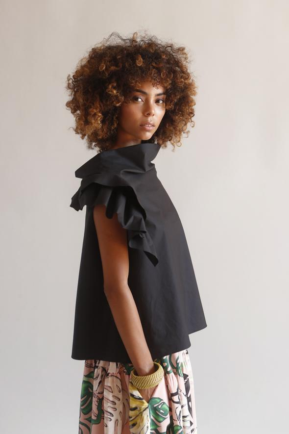 Picture of Psophia | Asymmetrical Top