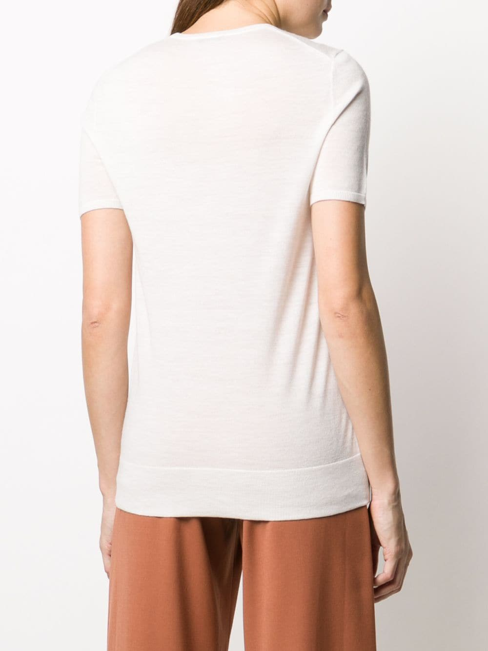 Picture of Joseph | Knitted Short Sleeve Top