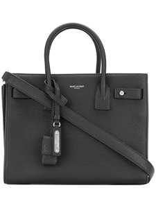 Picture of Saint Laurent | Sac De Jour Pebbled Tote