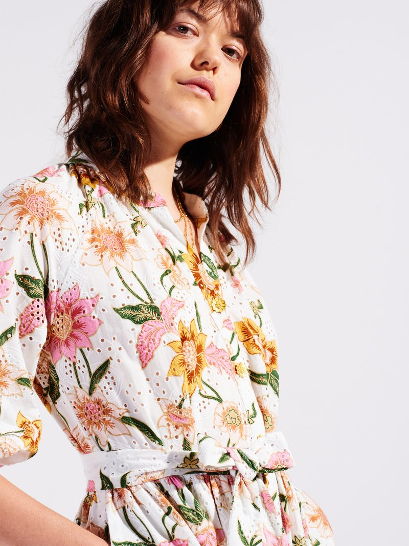 Picture of Hayley Menzies | Daydream Broderie Dress